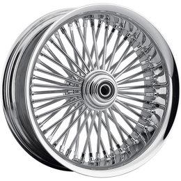 Drag Specialties 18x5.50 Softlip Radially Laced Rear Wheel For Harley 0204-0431