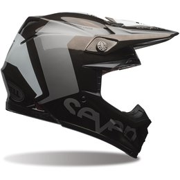 Bell Powersports Moto-9 Flex Seven Rogue Snell DOT ECE Approved MX Motocross Helmet Black
