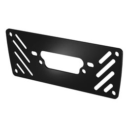 KFI ATV Winch Mounting Kit For KFI/WARN Winches For Arctic Cat Black 101190 Black
