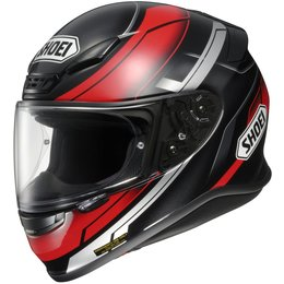 Red Shoei Mens Rf-1200 Rf1200 Mystify Full Face Helmet 2013