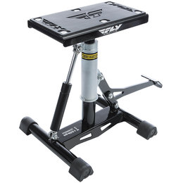 Fly Racing Offroad Lift Stand Black Silver 61-0778 Black