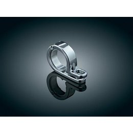 Chrome Kuryakyn P-clamp 1-1 2 In To 1-5 8 In Diameter