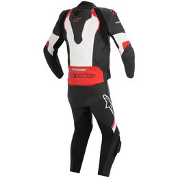Alpinestars Mens GP Pro 2 Piece Armored Leather Suit Black