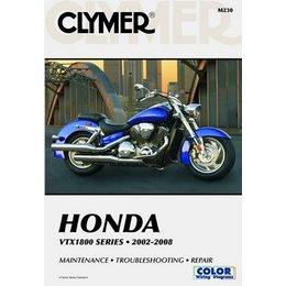 Clymer Repair Manual For Honda VTX1800 VTX-1800 02-08