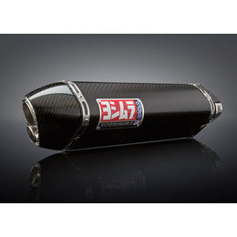 Carbon Fiber Muffler/carbon Fiber End Cap Yoshimura Trc-d Slip-on Muffler Dual Outlet Ss Cf Cf For Suzuki Gsx-r1000 12-13