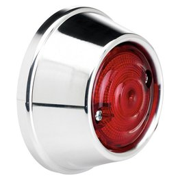 Biltwell Taillight LED Model D Polished Universal