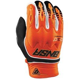 Answer Racing Mens AR-5 AR5 MX Gloves Orange