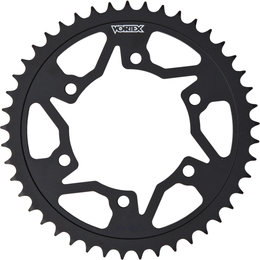 Vortex 530 Carbon Steel Rear Sprocket 44T Honda Black 251S-44 Black