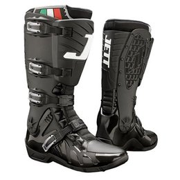 Black Jett Motorcycle Boots Us 8
