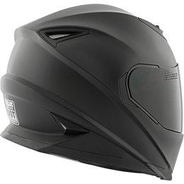 Speed & Strength SS1310 Under The Radar Full Face Helmet Black