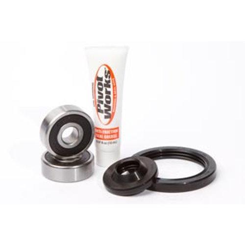 Pivot Works Fork Seal and Bushing Rebuild Kit For Suzuki RMZ450  PWFFK-S19-000