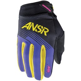 Pink, Purple Answer Womens Syncron Wmx Gloves 2015 Pink Purple
