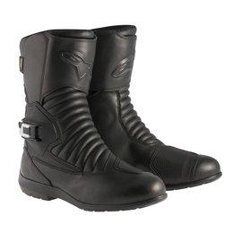 Black Alpinestars Mens Monofuse Gore-tex Boots 2015 Us 13.5 Eu 49
