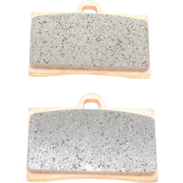 Drag Specialties Sintered Metal Front Brake Pads Single Set For Indian 1721-1947