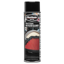 Bikemaster Air Filter Cleaner Spray 16 Oz 531856 Unpainted