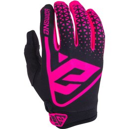 Answer Racing Youth Girls AR-1 AR1 Gloves Pink
