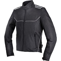 Spidi Sport Netix Mesh Jacket Black