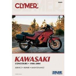 Clymer Repair Manual For Kawasaki Concours 86-04