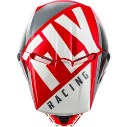 Fly Racing Elite Vigilant Helmet Red