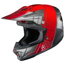 HJC CL-X7 CLX7 Cross Up Motocross MX Off-Road Helmet Red