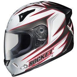 Joe Rocket R1000X Lithium Full Face Helmet LS White