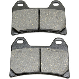 Drag Specialties Organic Aramid Front Brake Pads Single Set For Victory 1720-0280