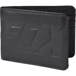 Fox Racing Mens Realist Wallet Black