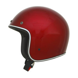 AFX FX76 Open Face Helmet Red