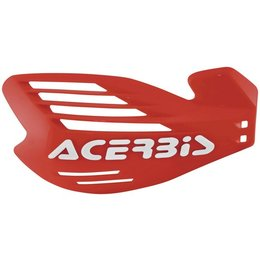 Red Acerbis Hand Guards X-force