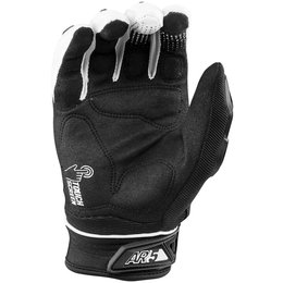 Answer Racing Mens Taiga Insulated Cold Weather Gloves Black