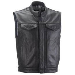 Highway 21 Mens Magnum Leather Vest
