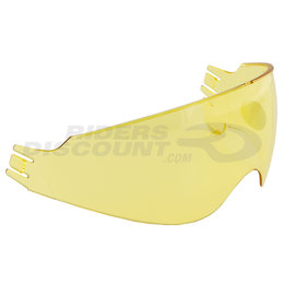 GMax GM65 Half Helmet Shield Transparent