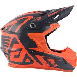 Answer Racing AR-1 AR1 Edge Helmet Grey