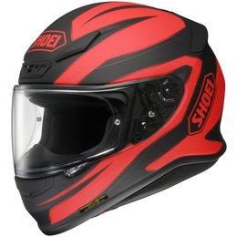 Black Shoei Mens Rf-1200 Rf1200 Beacon Full Face Helmet 2013