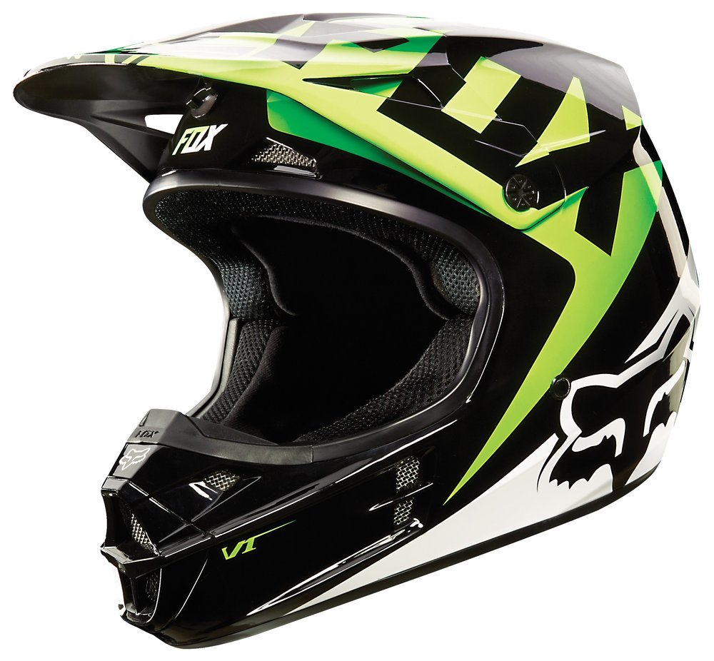 Fox Racing V1 Race Helmet 205089