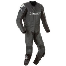 Black Joe Rocket Speedmaster 6.0 Leather Suit Us 38