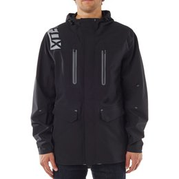 Fox Racing Mens Flexair Water Resistant Jacket Black