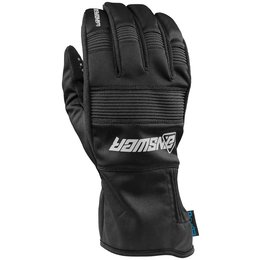 Answer Racing Mens Windbreak Cold Weather Gloves Black