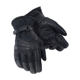 Black Tour Master Gel Cruiser 2 Gloves