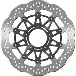 BikeMaster Contour Front Brake Rotor For MV Agusta 1506X Unpainted