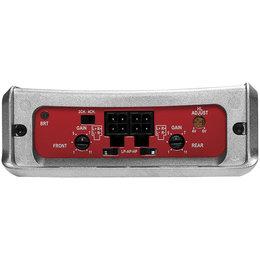 Rockford Fosgate PBR300X4 300 Watt 4-Channel Amplifier Universal Black