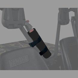 Moose Racing Fire Extinguisher Holder Black ATV
