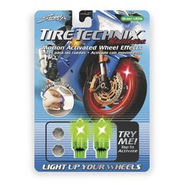Green Street Fx Led Tire Technix Wheel Effect Ballistic
