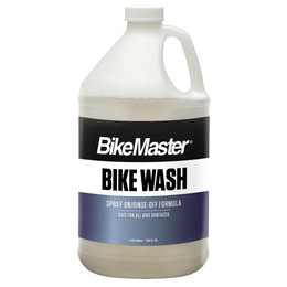Bikemaster Bike Wash 1 Gallon BM0010 Unpainted
