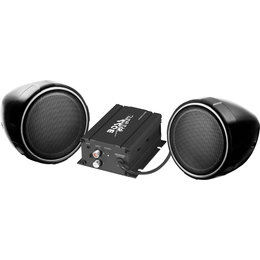 Boss Audio Systems Weatherproof All Terrain Bluetooth Stereo W/ 600W Amp Black