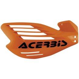 Orange Acerbis Hand Guards X-force
