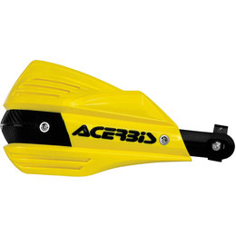 Acerbis X-Factor Handguards Complete Kit W/ Mounting Hardware Yellow 2374190005 Yellow