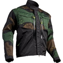 Thor Mens Terrain Jacket Green