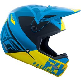 Fly Racing Elite Vigilant Helmet Blue