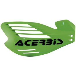 Green Acerbis Hand Guards X-force